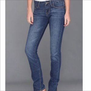 Lucky Brand Lola Straight Leg Dark Wash Jeans